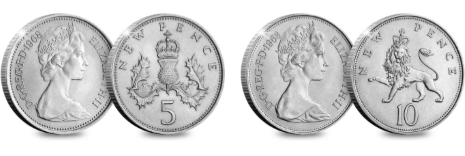 Picture1 4 - 50 years since the most important moment in British numismatic history...