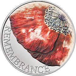 The Remembrance Day 2018 - What's your favourite £5 coin design of the year 2018?