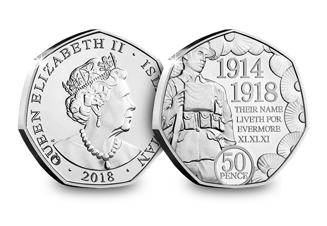 ImageGen - Discover the coins issued to mark the Armistice centenary from around the world...