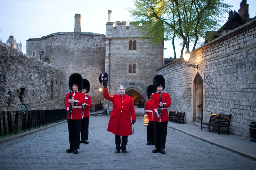Yeoman warders - NEW UK Coin Series celebrates one of Britain's most iconic attractions…