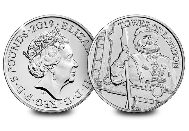 NEW UK Coin Series celebrates one of Britain's most iconic attractions…