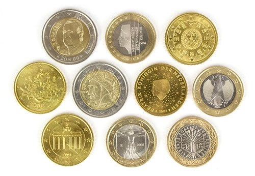 Commemorative Euros - Fascinating Finds: a road trip through the pockets of the Eurozone