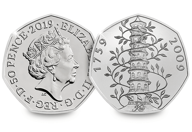 The 50p set that SOLD OUT IN 2 HOURS is now available in Brilliant Uncirculated quality!