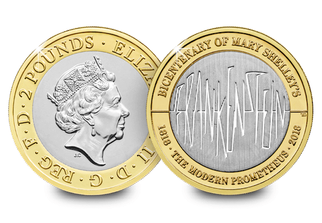 frank - Celebrating World Book Day on Britain's Best Loved Coins