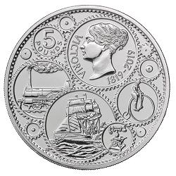 Victoria, Queen of Coins - Change Checker
