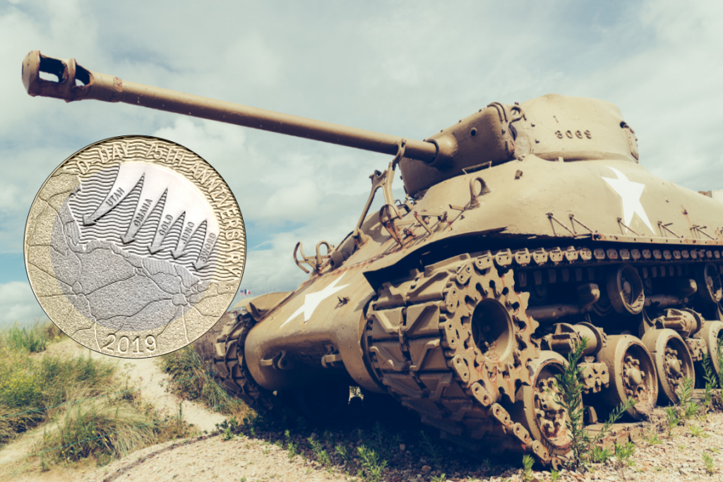 Join us at Tankfest 2019 for our next Change Checker Live Swap!