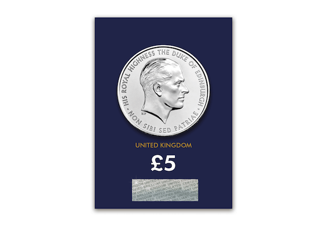 Prince Philip in Coins!