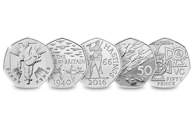 3 DN 2019_The_50th_Anniversary_of_the_50p_Military set_BU_50p Coin product images6