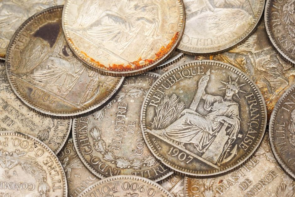 The story of the 1885 Trade Dollar worth $ millions!