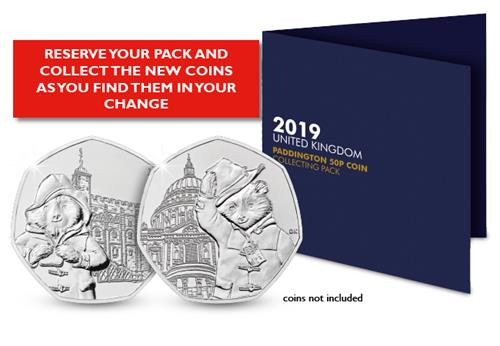 Vote for your favourite Paddington 50p!