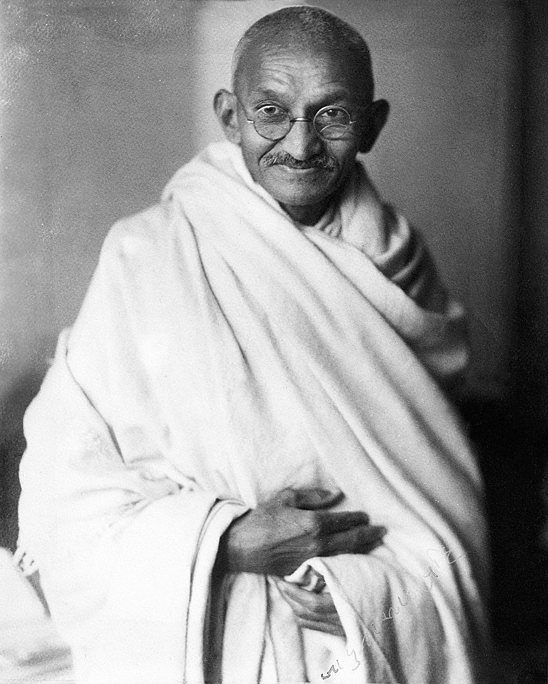 Could there be a Mahatma Gandhi coin coming soon?