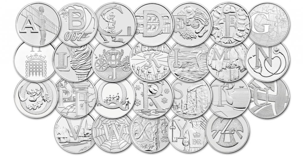 Rarest 50ps Revealed! 2018 Mintage Figure Update
