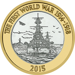A history of UK Remembrance Day coins