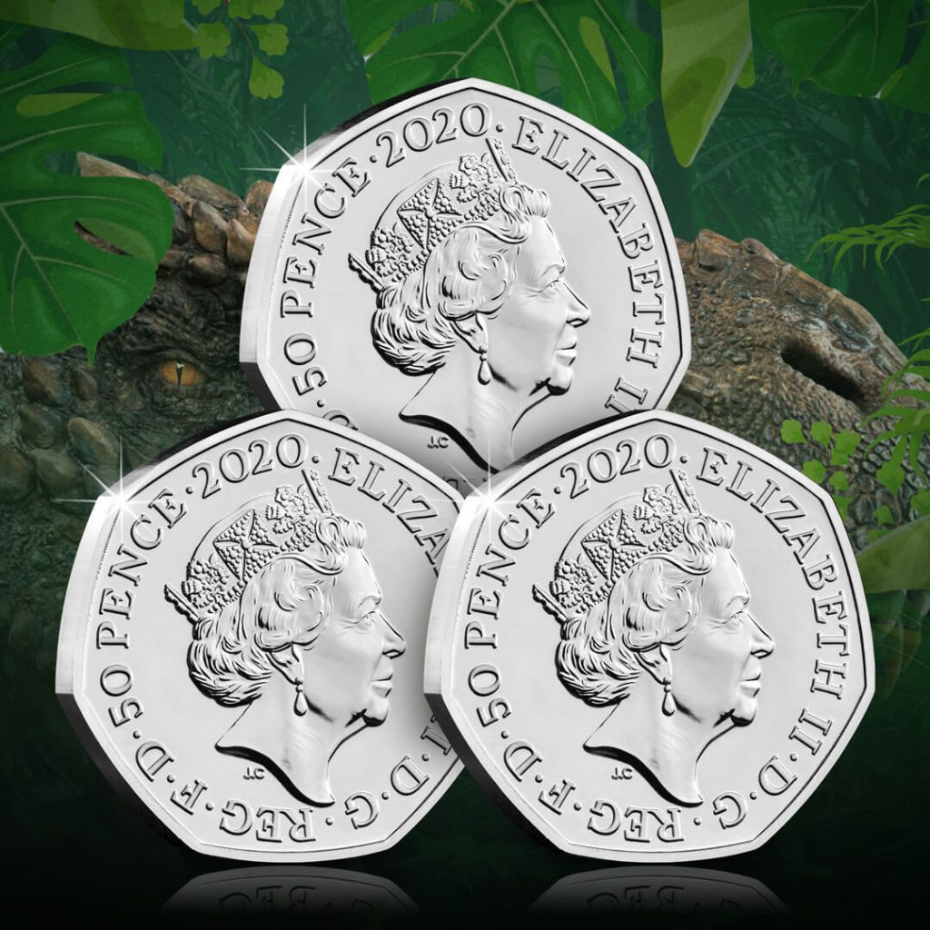 The 2020 Dinosaur coins - What we know so far...