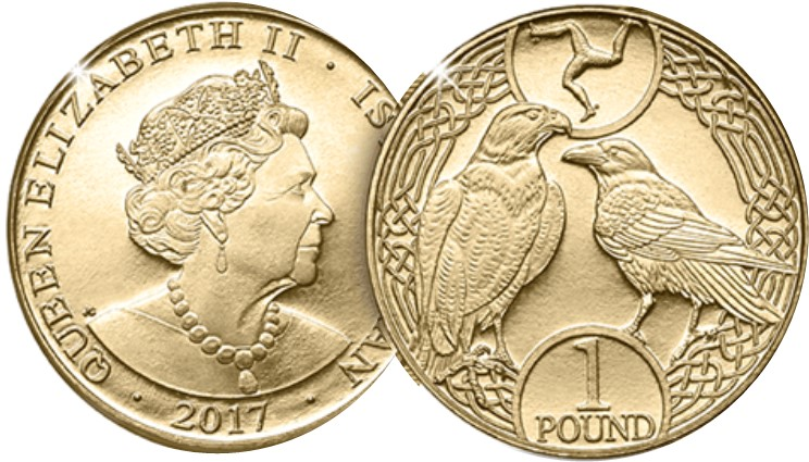 Our Top 10 Coins from the Isle of Man